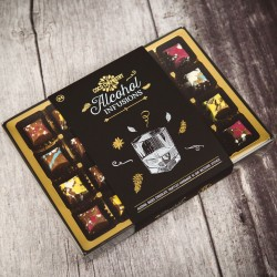 Alcohol Infused Chocolates (Box of 24)