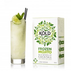 Frozen Mojito Cocktail Pouches