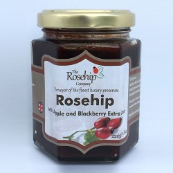 Rosehip Apple & Blackberry Jam