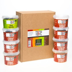 The Essential Indian Spice Collection Gift Box