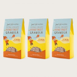 Crispy Honeynut Granola