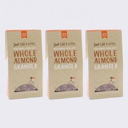 Whole Almond Granola