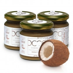 Gift Set of 3 Coconut Spreads