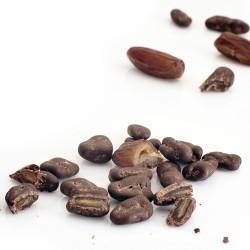 Dates Coated Dark Chocolate 65% (Buy in Weight)