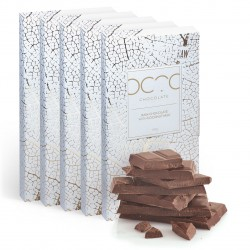 Gift Set of 5 Coconut Chocolate Bars