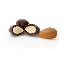 Almonds Coated in Vegemilk Chocolate