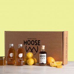 Moose Cocktail Box for Good