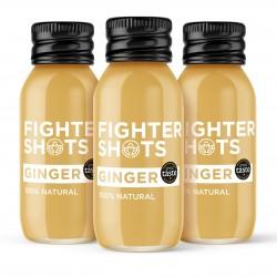 Natural Ginger Shots (12x60ml)