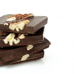 Chocolate 70% Dark with Pecan Nuts