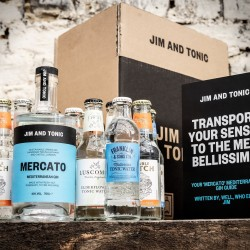 Gin and Tonic Gift Set • Mediterranean Edition