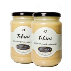 Premium Stone Ground Tahini | Pack of 2