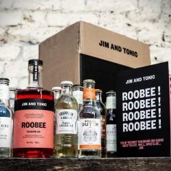 Pink Gin Gift Set • Rhubarb G&T Edition