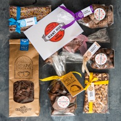 Send A Giant Hug Chocolate Gift Box
