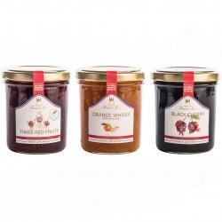 Artisan Jams - Gourmet Pack 3 x 220g
