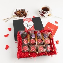 With Love Afternoon Tea for Four for 6 Months Gift