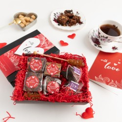 With Love Afternoon Tea for Two for 3 Months Gift