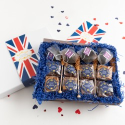 British Afternoon Tea for Four for 12 Months Gift