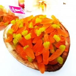 Vegan Gluten Free Jelly Carrot Shape Sweets 300g
