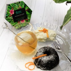 Traditional Jamaican Rum Cake | Chocolate