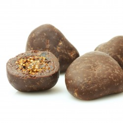 Figs Coated in Raw Dark Chocolate (Buy in Weight)
