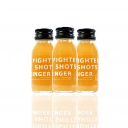 Natural Ginger Shots (12x60ml)