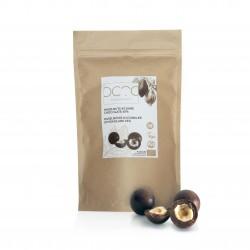 Hazelnuts Coated in Dark Chocolate (Buy in Weight) 1KG