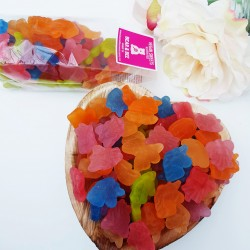 Vegan Gluten Free Jelly Unicorn Sweets 300g