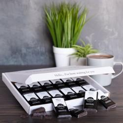 Wellbeing Dark Chocolate Bars | 1 month supply (Pack of 31)