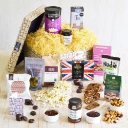 Gourmet British Vegan Hamper