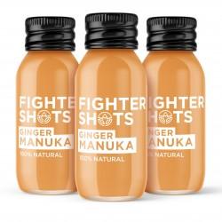 Ginger + Manuka Honey 12x 60ml