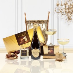 Prosecco and Chocolates Christmas Pamper Hamper