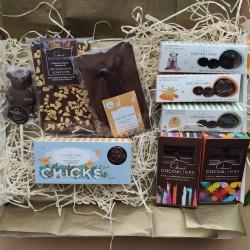 Dairy Free Vegan Spring Chocolate Gift Box