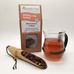 Watermelon & Mint Loose Leaf Herbal Tea