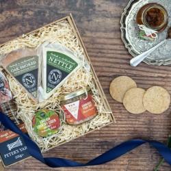 Cartington Luxury Cheese Hamper