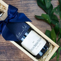 Cotes du Rhone Villages Wine Gift Box