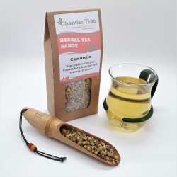 Chamomile Loose Leaf Tea, 50g Retail Box