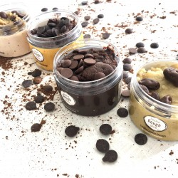 Edible Vegan Cookie Dough (Medium) | Pick & Mix (4 Pack)