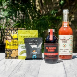 Bloody Mary Snack Pack