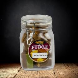 Chocoholic Fudge Gift Jar (550g)