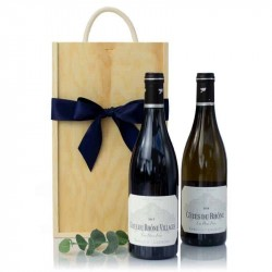 Wine Gift Box Duo-Cotes-du-Rhone