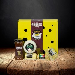 Italian Inspired Gourmet Cheese Gift Pack