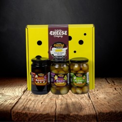 Gourmet Trio Pickled Onion Gift Set