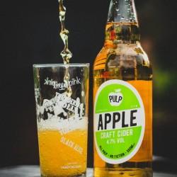 Pulp Apple Cider 4.7% 12 x 500ml bottles