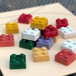 Chocolate Lego Box | Back to Childhood