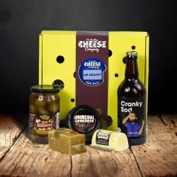 Mr Grumpy Cheese Gift Box
