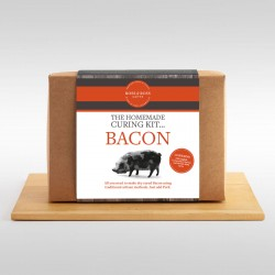 The Homemade Curing Kit… Spicy Bacon