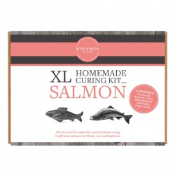 The XL Homemade Curing Kit...Salmon