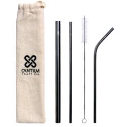 Cantium Stipulae Eco Reusable Straws