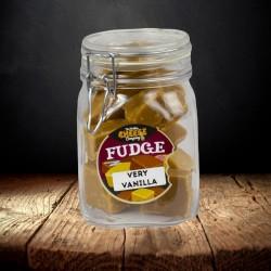 Very Vanilla Fudge Gift Jar (550g)
