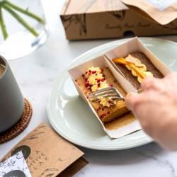 Luxury Mixed Cake Box - Gluten Free and Vegan